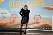 Foto/IPP/Gioia BotteghiRoma 27/01/2020 Presentazione del film Odio l'estate, nella foto: Sabrina MartinaItaly Photo Press - World Copyright