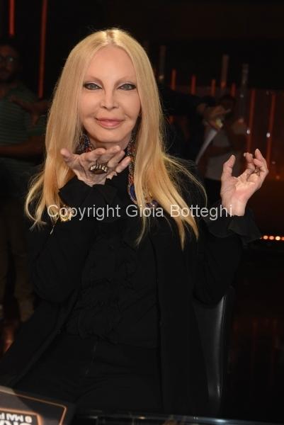 """Foto/IPP/Gioia Botteghi 14/06/2018 Roma, terza puntata di """"ora o mai più"""", nella foto: Patty Pravo   Italy Photo Press - World Copyright"""