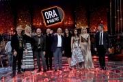 """Foto/IPP/Gioia Botteghi 14/06/2018 Roma, terza puntata di """"ora o mai più"""", nella foto: tutti gli ora o mai più  Italy Photo Press - World Copyright"""