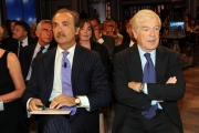 presentazione palinsesti rai 16/06709: Mauro Masi Direttore Generale rai, Garimberti Presidente