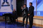 presentazione palinsesti rai 16/06709: Vincenzo Salemme e Max Giusti