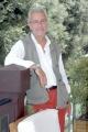 Presentazione del palinsesto autunnale de La7nelle foto:il metereologo Paolo Sottocorona