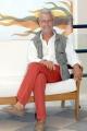 Gioia Botteghi/OMEGA 7/07/05Presentazione del palinsesto autunnale de La7nelle foto:il metereologo Paolo Sottocorona