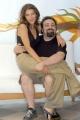 Gioia Botteghi/OMEGA 7/07/05Presentazione del palinsesto autunnale de La7nelle foto:Massimiliano Bruno e Sabrina Nobile