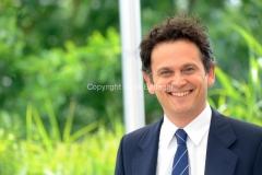 12/05/2014 Roma presentazione del palinsesto di rai uno per l'estate, uno mattina estate sarà condotto da Alessio Zucchini