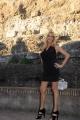 Roma 16/06/2010 Presentazione a castel Sant'Angelo dei palinsesti rai 2010_2011, nella foto Stefania Orlando