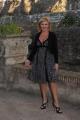Roma 16/06/2010 Presentazione a castel Sant'Angelo dei palinsesti rai 2010_2011, nella foto Monica Setta
