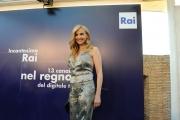 Roma 16/06/2010 Presentazione a castel Sant'Angelo dei palinsesti rai 2010_2011, nella foto Lorella Cuccarini