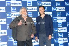 Roma25/06/2013 Serata SIPRA, nella foto: Gianni Cavina e Giorgio Marchesi
