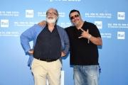 Foto/IPP/Gioia Botteghi 05/07/2016 Roma presntazione dei palinsesti RAI, nella foto: Marco Giusti e G Max