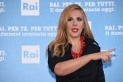 Foto/IPP/Gioia Botteghi 05/07/2016 Roma presntazione dei palinsesti RAI, nella foto:   Lisa Marzoli