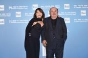Foto/IPP/Gioia Botteghi 05/07/2016 Roma presntazione dei palinsesti RAI, nella foto:   Lino Banfi e Rosanna Banfi
