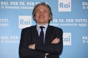 Foto/IPP/Gioia Botteghi 05/07/2016 Roma presntazione dei palinsesti RAI, nella foto:  Dall' Orto