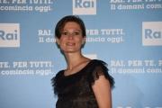 Foto/IPP/Gioia Botteghi 05/07/2016 Roma presntazione dei palinsesti RAI, nella foto:    Silvia Bencivelli