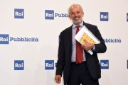 Foto/IPP/Gioia Botteghi 04/07/2017 Roma, presentazione dei palinsesti rai, nella foto:  Gad Lerner