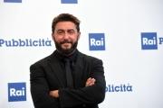 Foto/IPP/Gioia Botteghi 04/07/2017 Roma, presentazione dei palinsesti rai, nella foto:    Federico Ruffo