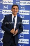 25/06/2015 Roma presentazione a villa Piccolomini dei palinsesti RAI, nella foto: Marco Liorni