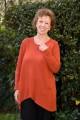 Foto/IPP/Gioia Botteghi Roma 21/02/2020 Presentazione della fiction- Permette? Alberto Sordi- nella foto: Paola Tiziana Cruciani Italy Photo Press - World Copyright