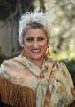 Foto/IPP/Gioia Botteghi Roma 21/02/2020 Presentazione della fiction- Permette? Alberto Sordi- nella foto:  Lucianna De Falco Italy Photo Press - World Copyright