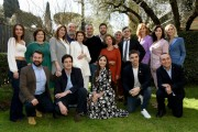 Foto/IPP/Gioia Botteghi Roma 21/02/2020 Presentazione della fiction- Permette? Alberto Sordi- nella foto: cast Italy Photo Press - World Copyright
