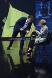 16/05/2016 Roma Duilio Giammaria presenta Petrolio che è stata approvata ancora per la prossima stagione di rai uno con il ministro Lorenzin
