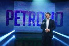 16/05/2016 Roma Duilio Giammaria presenta Petrolio che è stata approvata ancora per la prossima stagione di rai uno