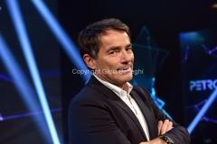 29/09/2016 Roma Duilio Giammaria presenta Petrolio