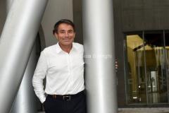 13/09/2016 Roma presentazione della nuova serie di rai uno Petrolio condotto da Duilio Giammaria