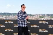 Foto/IPP/Gioia Botteghi Roma 03/08/2019 Photocall del film C era una volta Hollywood  nella foto: il regista Quentin Tarantino Italy Photo Press - World Copyright