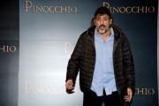 Foto/IPP/Gioia Botteghi Roma12/12/2019 presentazione del film Pinocchio, nella foto Massimo Ceccherini  Italy Photo Press - World Copyright