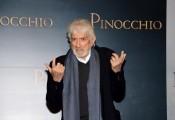 Foto/IPP/Gioia Botteghi Roma12/12/2019 presentazione del film Pinocchio, nella foto Gigi Proietti Italy Photo Press - World Copyright