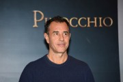 Foto/IPP/Gioia Botteghi Roma12/12/2019 presentazione del film Pinocchio, nella foto Matteo Garrone  Italy Photo Press - World Copyright