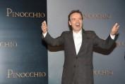 Foto/IPP/Gioia Botteghi Roma12/12/2019 presentazione del film Pinocchio, nella foto Roberto Benigni Italy Photo Press - World Copyright