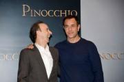Foto/IPP/Gioia Botteghi Roma12/12/2019 presentazione del film Pinocchio, nella foto   Roberto Benignie e Matteo Garrone Italy Photo Press - World Copyright
