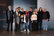 Foto/IPP/Gioia Botteghi Roma12/12/2019 presentazione del film Pinocchio, nella foto  il cast Italy Photo Press - World Copyright
