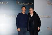 Foto/IPP/Gioia Botteghi Roma12/12/2019 presentazione del film Pinocchio, nella foto Matteo Garrone e Paolo Del Brocco Italy Photo Press - World Copyright