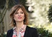 Foto/IPP/Gioia BotteghiRoma12/02/2019 presentazione del nuovo programma di rai 2 Popolo sovrano, nella foto: Eva GianniniItaly Photo Press - World Copyright