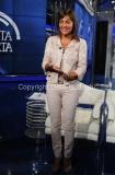 10/10/2012 Roma trasmissione porta a porta, nella foto: Renata Polverini