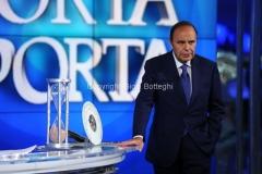 09/09/2013 Roma prima puntata di porta a porta con Bruno Vespa