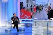 Roma 15/09/2009 trasmissione PORTA A PORTA con Silvio Berlusconi