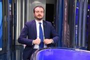 Foto/IPP/Gioia Botteghi Roma 02/12/2020 puntata di porta a porta , nella foto Riccardo Molinari capogruppo Lega alla Camera dei deputati Italy Photo Press - World Copyright
