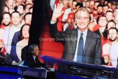 15/10/2014 Roma porta a porta ospite Luca Cordero di Montezemolo