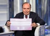 30/11/2016 Roma porta a porta speciale referendum , ospiti : Vespa
