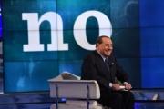 30/11/2016 Roma porta a porta speciale referendum , ospiti : Silvio Berlusconi