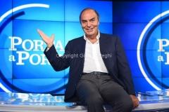 02/09/2016 Roma presentazione della nuova edizione di Porta a porta con Bruno Vespa