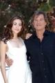 Gioia Botteghi/OMEGA 31/05/06 Presentazione del film POSEIDON nelle foto: Kurt Russell e  Emmy Rossum