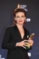 Foto/IPP/Gioia Botteghi 21/03/2018 Roma    David di Donatello nella foto: miglior attrice protagonista jasmine Trinca