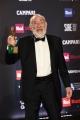 Foto/IPP/Gioia Botteghi 21/03/2018 Roma    David di Donatello nella foto: miglior attore protagonista Renato Carpentieri