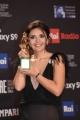 Foto/IPP/Gioia Botteghi 21/03/2018 Roma    David di Donatello nella foto: miglior canzone originale Serena Rossi