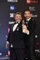 Foto/IPP/Gioia Botteghi 21/03/2018 Roma    David di Donatello nella foto: miglior film Manetti Bros